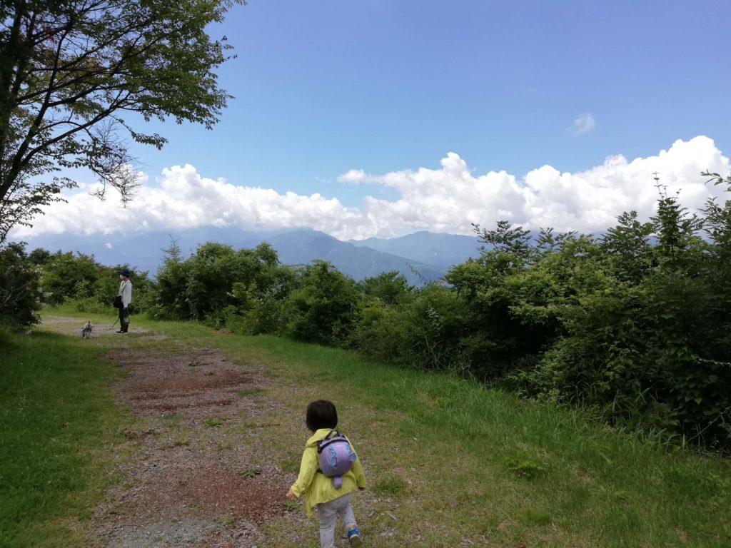 ペットと遊ぶ 長野県富士見町 富士見高原リゾート 日本三大高峰