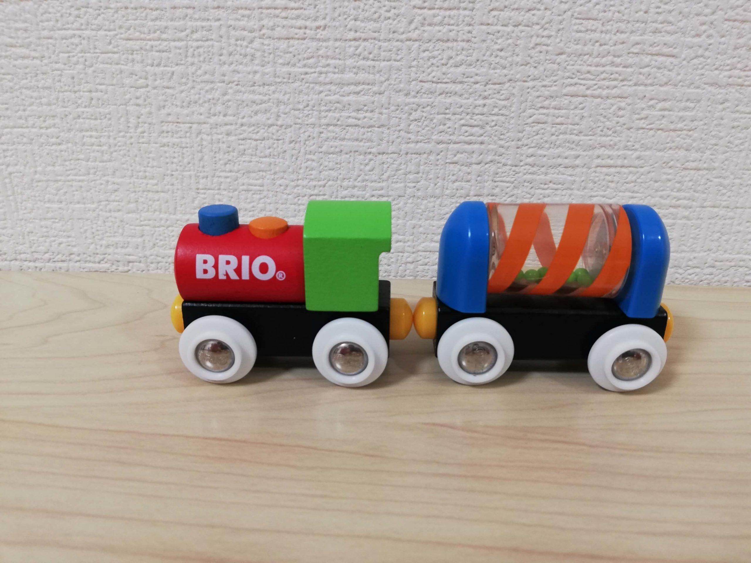 グーン ぜったいもらえる!キャンペーン BRIO 列車