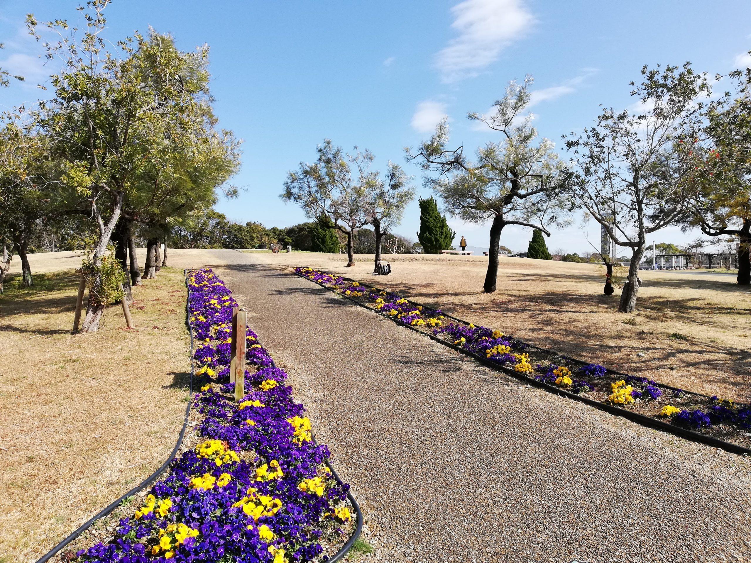 静岡県内でペットと遊ぶ 静岡県浜松市 浜名湖ガーデンパーク インスタ映え