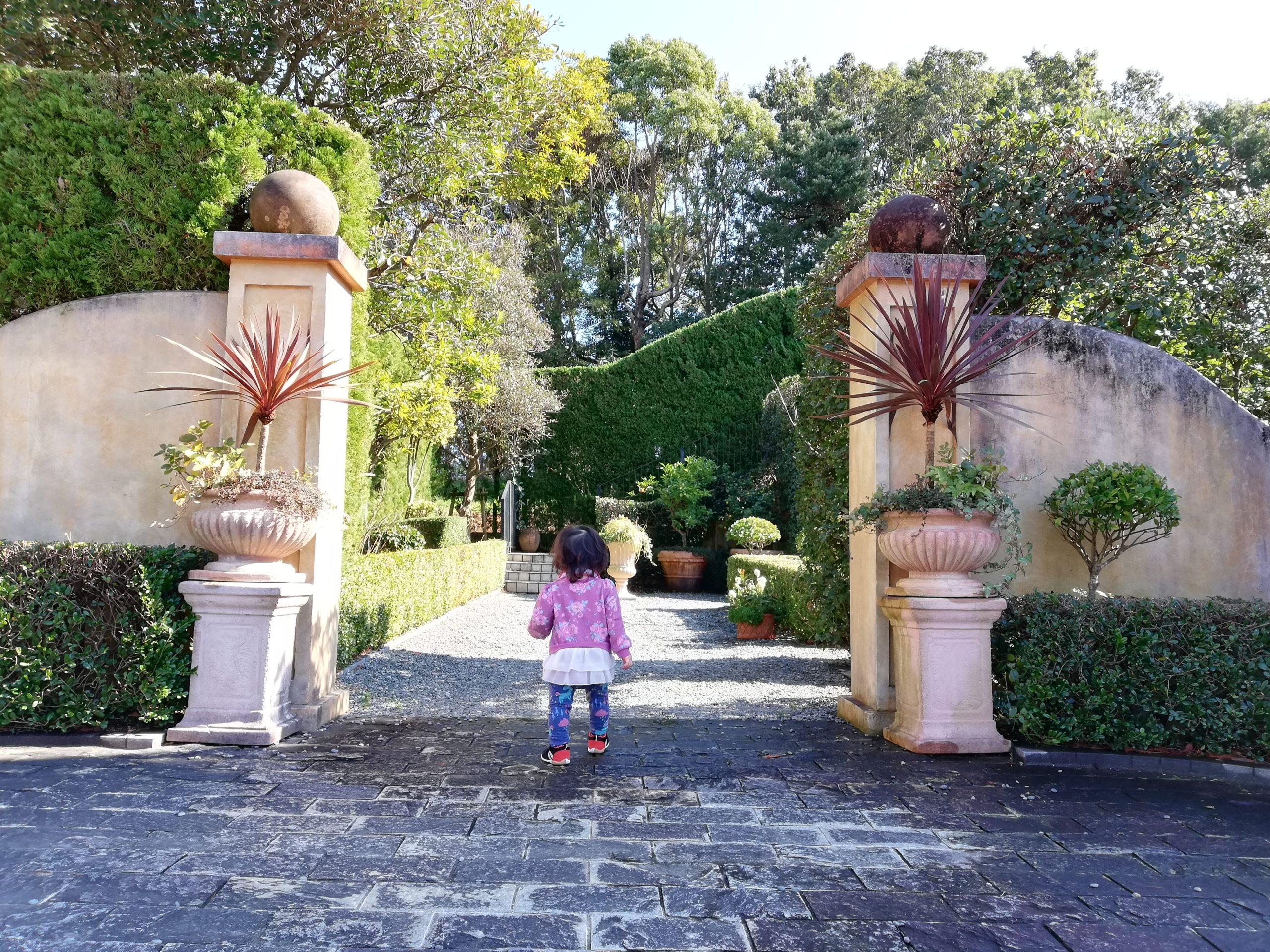 静岡県内でペットと遊ぶ 静岡県浜松市 浜名湖ガーデンパーク 国際庭園 イタリア